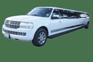 Lincolnnavigatorstretch white