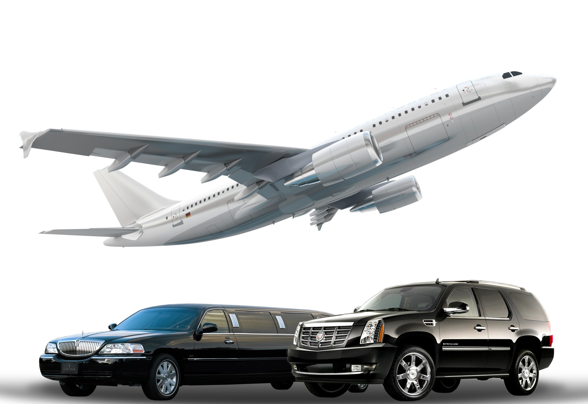 Airport Limo Service To Chicago O'Hare By ALL AMERICAN