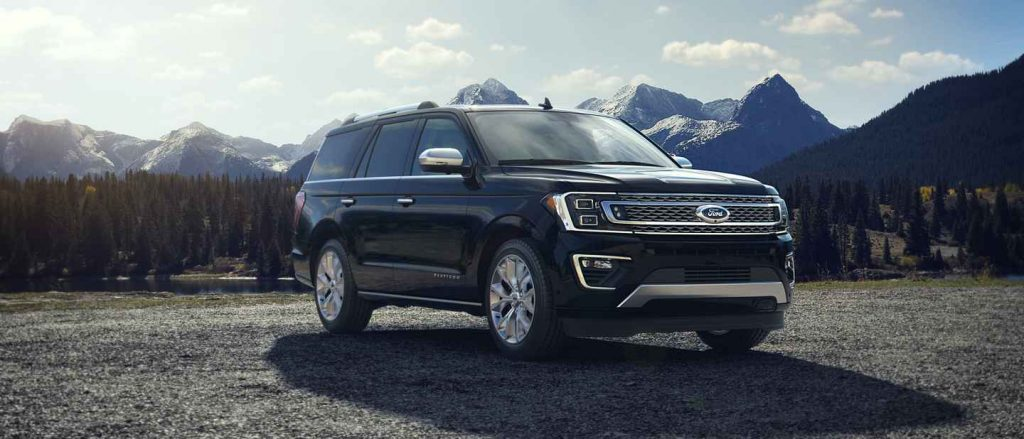 2018 Ford Expedition Shadow Black SUV Service Chicago