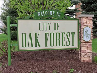 Oak Forest IL