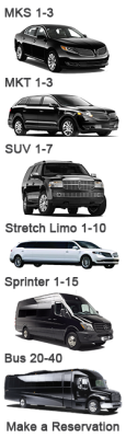 Fleet, Limo, Limos, Stretch Limo, Limo Service Chicago