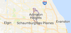 Limo Service Arlington Heights, Limo O'Hare to Arlington Heights, Arlington Heights Limo to Downtown Chicago, Book, Hire, Rent, Arlington Heights IL Limousine Services
