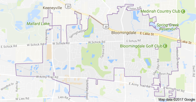 Limo Service Bloomingdale, Limo O'Hare to Bloomingdale, Bloomingdale Limo to Downtown Chicago, Book, Hire, Rent, Bloomingdale IL Limousine Services