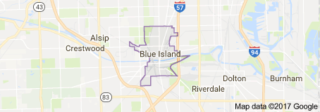 Limo Service Blue Island, Limo O'Hare to Blue Island, Blue Island Limo to Downtown Chicago, Book, Hire, Rent, Blue Island IL Limousine Services