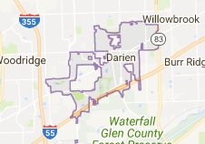 Limo Service Darien, Limo O'Hare to Darien, Darien Limo to Downtown Chicago, Book, Hire, Rent, Darien IL Limousine Services