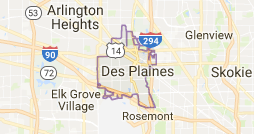 Limo Service Des Plaines, Limo O'Hare to Des Plaines, Des Plaines Limo to Downtown Chicago, Rivers Casino, McDonald's #1 Store Museum, Lake Opeka, Book, Hire, Rent, Des Plaines IL Limousine Services