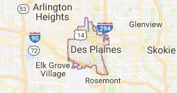 Limo Service Des Plaines, Limo O'Hare to Des Plaines, Des Plaines Limo to Downtown Chicago, Rivers Casino,McDonald's #1 Store Museum,Lake Opeka, Book, Hire, Rent, Des Plaines IL Limousine Services
