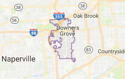 Limo Service Downers Grove, Limo O'Hare to Downers Grove, Downers Grove Limo to Downtown Chicago, Book, Hire, Rent, Downers Grove IL Limousine Services