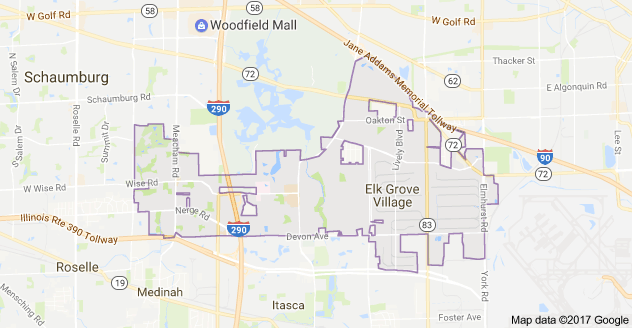 Limo Service Elk Grove Village, Limo O'Hare to Elk Grove Village, Elk Grove Village Limo to Downtown Chicago, Book, Hire, Rent, Elk Grove Village IL Limousine Services