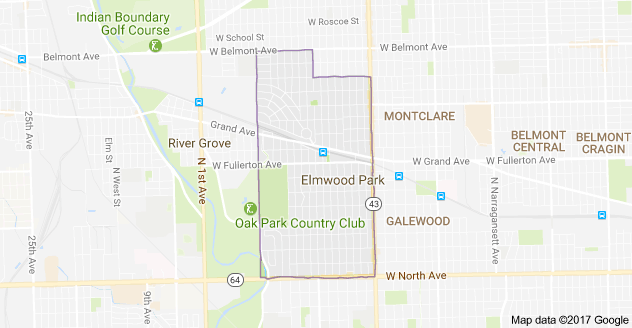 Limo Service Elmwood Park, Limo O'Hare to Elmwood Park, Elmwood Park Limo to Downtown Chicago, Book, Hire, Rent, Elmwood Park IL Limousine Services