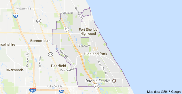 Limo Service Highland Park, Limo O'Hare to Highland Park, Highland Park Limo to Downtown Chicago, Rosewood Beach, Heller Nature Center, Moraine Park, Book, Hire, Rent, Highland Park IL Limousine Services