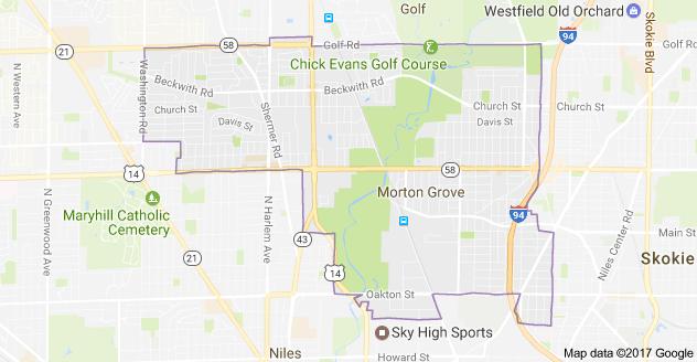 Limo Service Morton Grove, Limo O'Hare to Morton Grove, Morton Grove Limo to Downtown Chicago, Book, Hire, Rent, Morton Grove IL Limousine Services