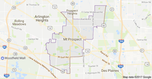Limo Service Mount Prospect, Limo O'Hare to Mount Prospect, Mount Prospect Limo to Downtown Chicago, Book, Hire, Rent, Mount Prospect IL Limousine Services