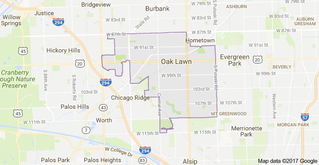 Limo Service Oak Lawn, Limo O'Hare to Oak Lawn, Oak Lawn Limo to Downtown Chicago, Book, Hire, Rent, Oak Lawn IL Limousine Services