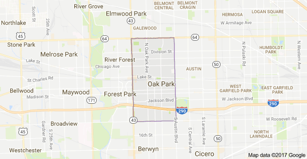 Limo Service Oak Park, Limo O'Hare to Oak Park, Oak Park Limo to Downtown Chicago, Book, Hire, Rent, Oak Park IL Limousine Services