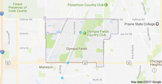 Limo Service Olympia Fields, Limo O'Hare to Olympia Fields, Olympia Fields Limo to Downtown Chicago, Book, Hire, Rent, Olympia Fields IL Limousine Services