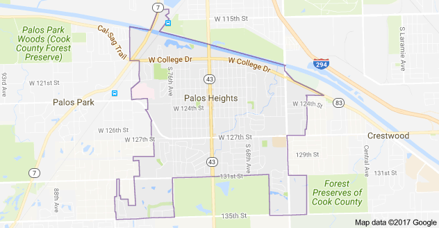 Limo Service Palos Heights, Limo O'Hare to Palos Heights, Palos Heights Limo to Downtown Chicago, Book, Hire, Rent, Palos Heights IL Limousine Services
