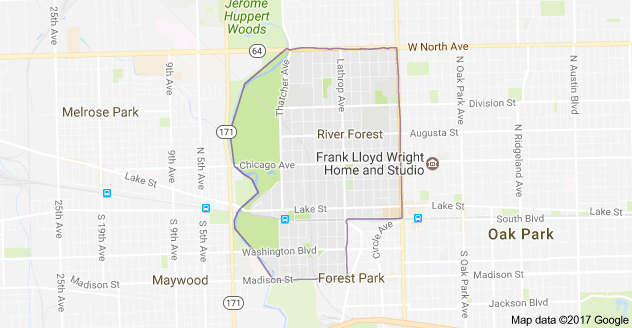 Limo Service River Forest, Limo O'Hare to River Forest, River Forest Limo to Downtown Chicago, Book, Hire, Rent, River Forest IL Limousine Services