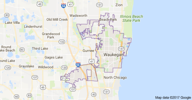 Limo Service Waukegan, Limo O'Hare to Waukegan, Waukegan Limo to Downtown Chicago, Book, Hire, Rent, Waukegan IL Limousine Services
