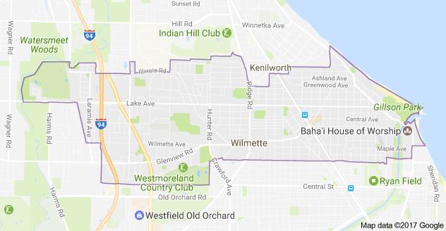 Limo Service Wilmette, Limo O'Hare to Wilmette, Wilmette Limo to Downtown Chicago, Book, Hire, Rent, Wilmette IL Limousine Services