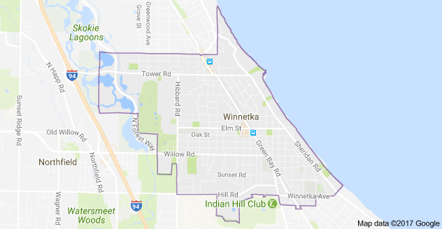 Limo Service Winnetka, Limo O'Hare to Winnetka, Winnetka Limo to Downtown Chicago, Book, Hire, Rent, Winnetka IL Limousine Services