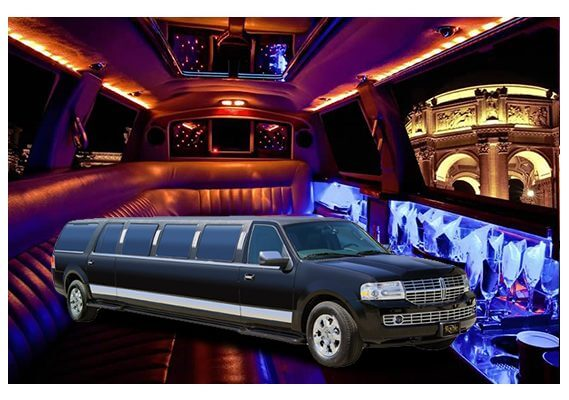 Corporate SUV Stretch, SUV Limo Chicago, Stretch SUV Limousine Service