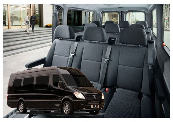 corporate car executive limo