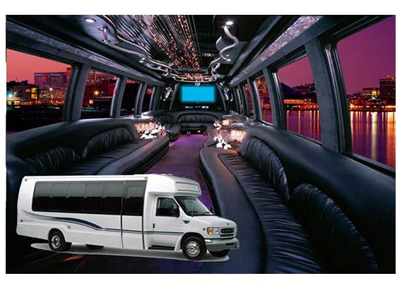 party bus sprinter limo