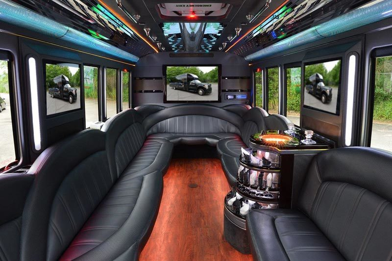 Chicago Party Bus, Party Bus Chicago, Rent Party Bus, Limo Bus, Executive Bus, Van Service