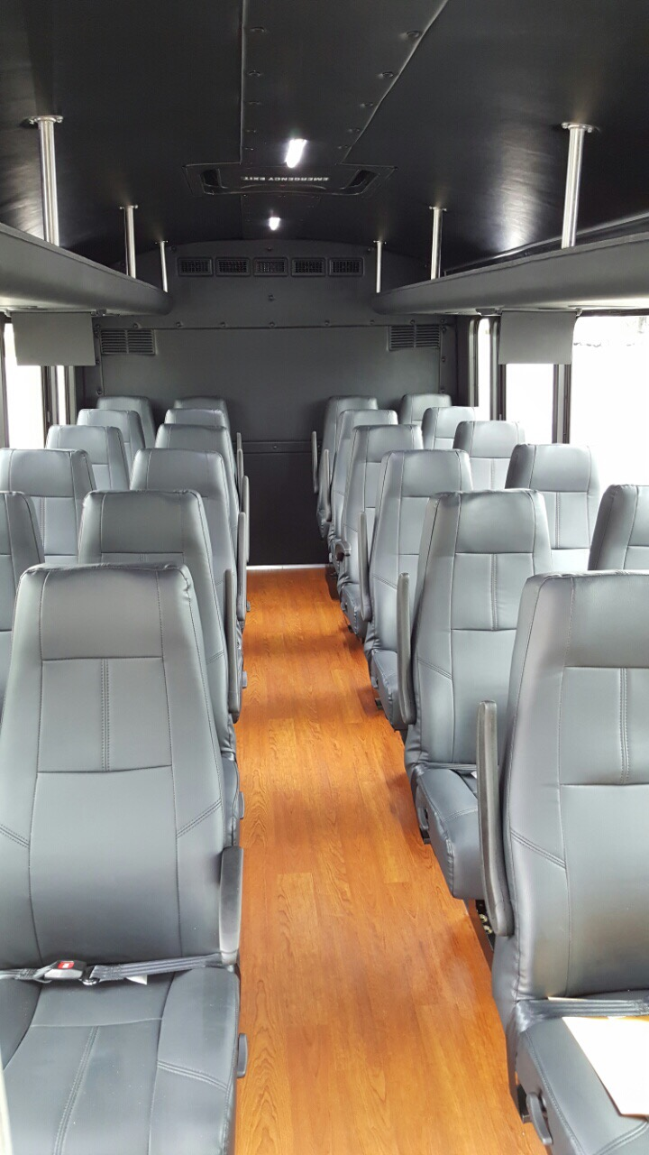 Limo Bus, Van Rental Chicago, Coach Buses, All American, Shuttle Bus, Mini Coach