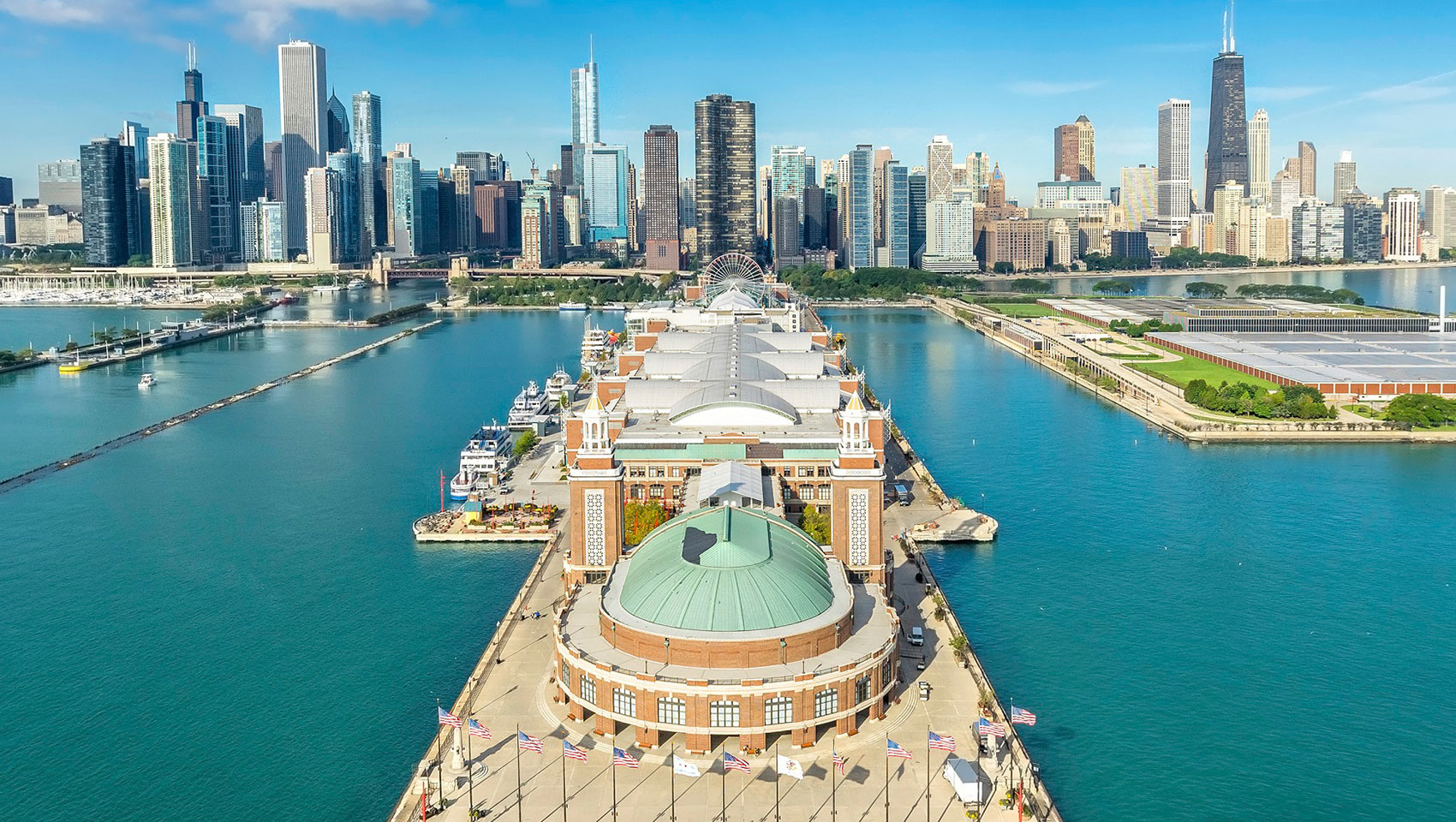 Limo Service to Navy Pier, Transportation Service to Navy Pier, Car Service to Navy Pier, Limousine Service to Navy Pier, Sedan Service to Navy Pier, SUV Service to Navy Pier